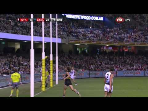 Daniel Menzel's magic minute – AFL