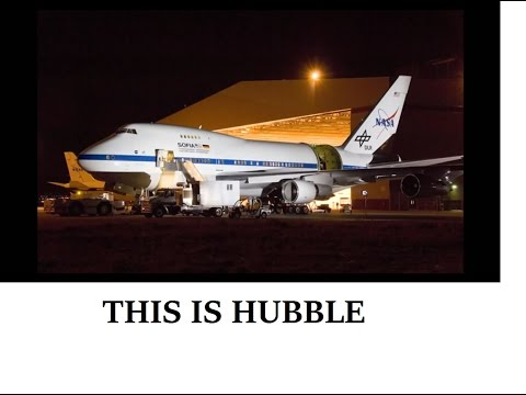 How Can HUBBLE Not Exist? SOFIA THATS HOW!_Best telescope videos of the week