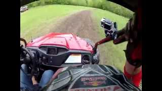9. 2015 HONDA Pioneer 500 Product Launch FIRST DRIVE