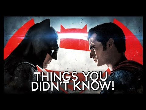 7 Things You Didn t Know About Batman and
