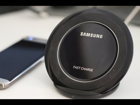 Fast Wireless Charging Stand Samsung: recensione | HDblog