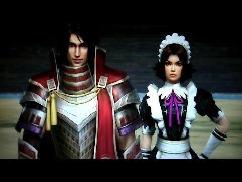 Video Samurai Warriors 4 - Ginchiyo DLC Costume Cutscenes download in MP3, 3GP, MP4, WEBM, AVI, FLV January 2017
