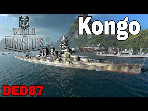 nie kampimy - Kongo - World of Warships