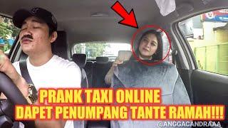 Download Video PRANK TAXI ONLINE!! DAPET PENUMPANG TANTE RAMAH BANGET MP3 3GP MP4