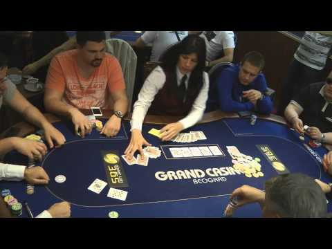 Danube Poker Masters 5: Main Event Hand #005_Best poker videos of the week