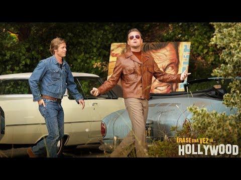 Érase una vez en Hollywood - La 9ª película de Quentin Tarantino?>