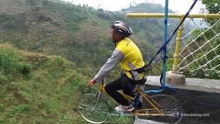 Kompas TV –  Ayo Coba Bersepeda di Awang-awang Wahana Baru di Umbul Sidomukti