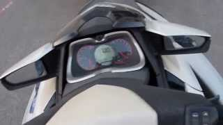 8. 2009 Seadoo GTX 255HP, reverse, suspension, intelligent braking, 53 hours
