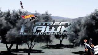 Hot Wheels Street Hawk Flying Car