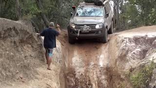 Video VW Amarok Tackling Gunshot Creek Sept 2015 MP3, 3GP, MP4, WEBM, AVI, FLV Mei 2019