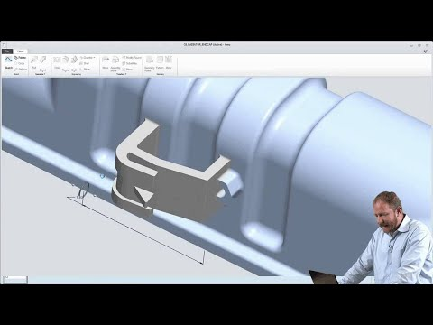 AnyMode Modeling in Creo (3D modes) - PTC