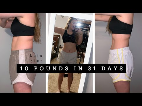 Atkins diet - KETO DIET // HOW I LOST 10 POUNDS IN 1 MONTH // 2019