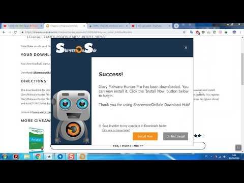 Glary Malware Hunter Pro  (Lifetime License) | 1 Days Remaining | Check Description