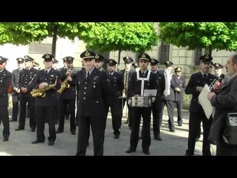 Fanfara della Prima Regione Aerea dell'Aeronautica Militare Italiana, parte I