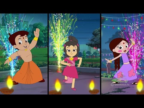 Video Meri Happy Wali Diwali - OST from Chhota Bheem and friends download in MP3, 3GP, MP4, WEBM, AVI, FLV January 2017