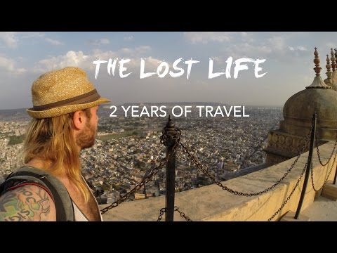720 Days Around the World Adventure: Travel and Change Your Life!