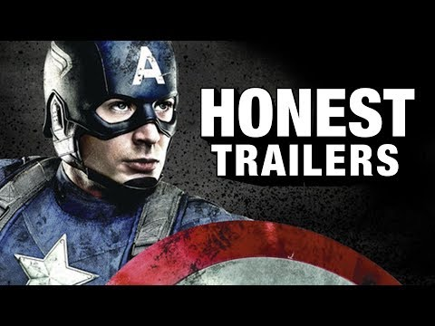 Honest Trailers Captain America The First