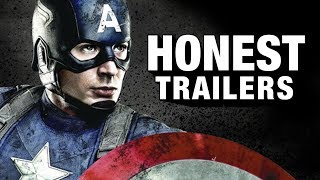 Captain America: The First Avenger - Honest (Funny) Trailers
