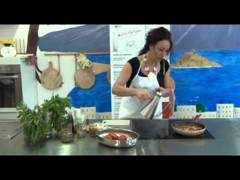 Pomodori in Tiella (padella)