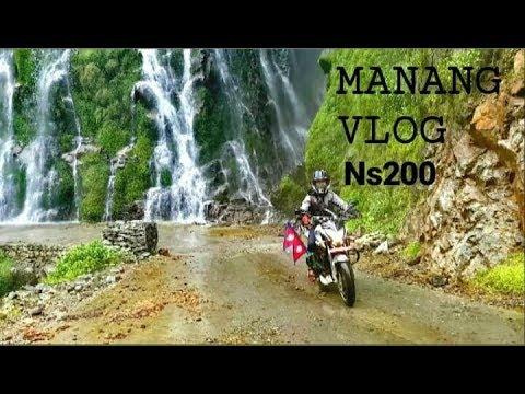 Motovlog #5   Trip to manang (day 1)