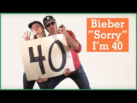 Turning 40 Years Old Justin Bieber  Sorry