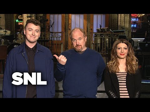 Saturday Night Live 39.16 (Promo 'Louis C.K. and Sam Smith')