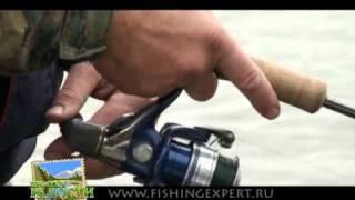 Рыбалка на реке Иртыш октябрь 2010 года. Щука 10 кг.