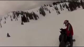 6. 07 Yamaha apex hill climb