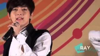 Video [RayDay FANCAM] 121018 SOLO Ray at Chungnam National University Festival MP3, 3GP, MP4, WEBM, AVI, FLV Desember 2017