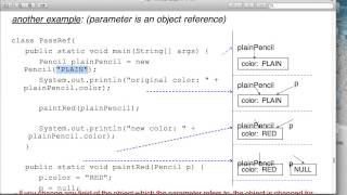 OO Programming In Java - Lecture 6 (1/19/13)