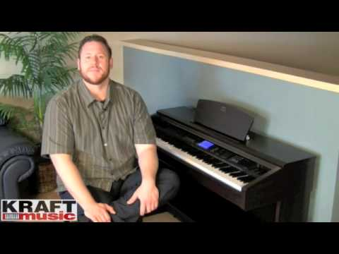 YDP V240 - Kraft Music team member Adam Berzowski demonstrates the Yamaha Arius YDP-V240 digital piano. Find exclusive Yamaha ARIUS/YDP series digital piano BUNDLE pack...