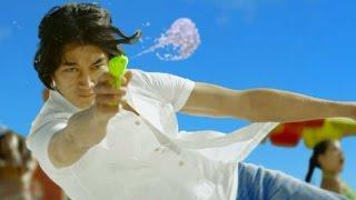 BE COOL! 瑛太・水原希子出演「EDWIN COOL(エドウイン クール)」CM30秒