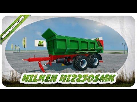 Hilken HI2250SMK v1.1 green