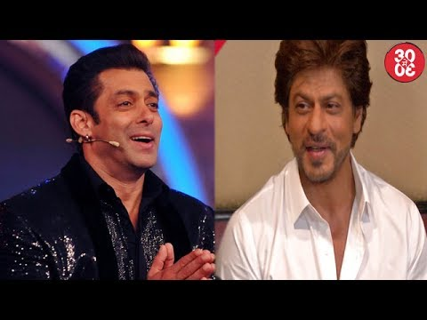 Salman Khan Calls Love A Need | Shahrukh Khan On C