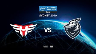 Heroic vs Grayhound - IEM SYDNEY 2019 - map3 - de_overpass [TheCraggy & Eiritel]