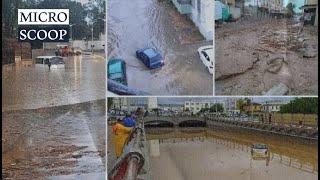 Algérie: Entre pénurie d'eau et inondations.