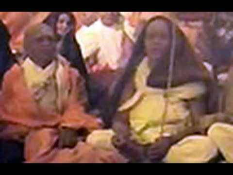 Female Naga Sadhus at the Mahakumbh