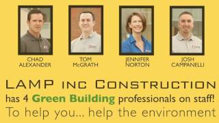 Lamp Inc. Construction - Green Certified
