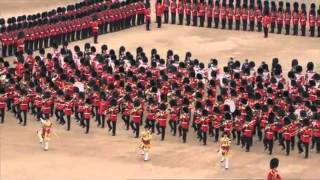 Video 4 Trooping the Colour - Escort to the Colour MP3, 3GP, MP4, WEBM, AVI, FLV Agustus 2019