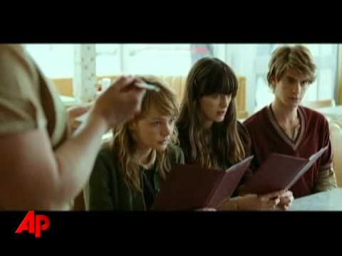 Keira Knightley Talks About 'Never Let Me Go'