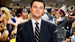 Surprise Wolf of Wall Street Office Party Video