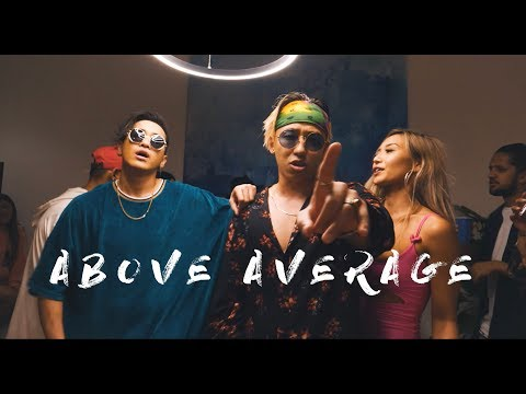 ABOVE AVERAGE - Jay Author x Zac Rai (OFFICIAL MUSIC VIDEO)