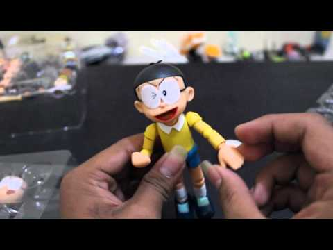 MARVELOUS Review #2 SHF Nobita
