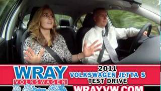2011 Volkswagen Jetta S Test Drive- Take It For A Test Drive- Sumter SC