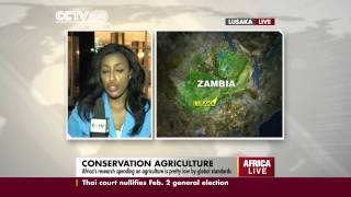African states Urged to Adopt conservation-agriculture practice