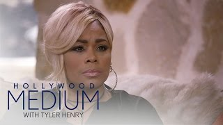 "Video Tyler Henry Helps T-Boz Connect With Lisa ""Left Eye"" Lopes 