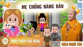 Mẹ Chồng Nàng Dâu - Thầy Thích Phước Tiến 2017 mới nhất