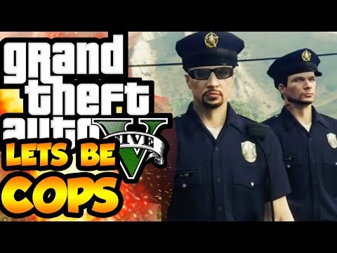 """Funny Moments """"Lets be cops??"""""""