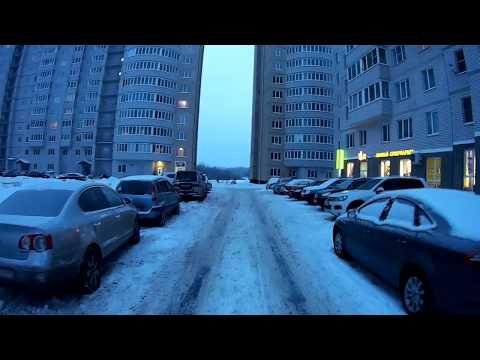 Прогулка в Кириши. (видео)
