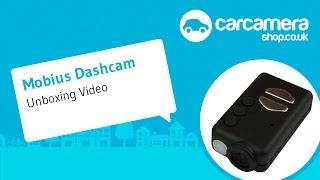 Mobius Dashcam Unboxing
